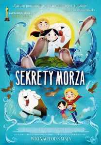 "Plakat filmu ""Sekrety morza"""