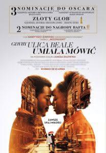 """Poster z filmu """"Gdyby ulica Beale umiała mówić"""""""
