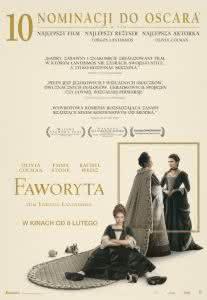 "Plakat filmu ""Faworyta"""