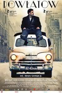 """Poster z filmu """"Dowłatow"""""""