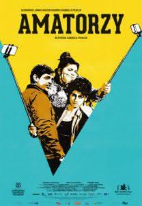 """Plakat filmu """"Amatorzy"""""""