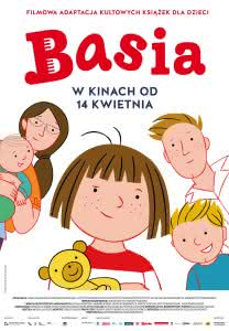 "Plakat filmu ""Basia"""