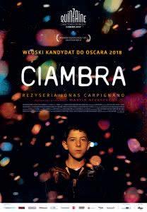 """Plakat filmu """"Ciambra"""""""