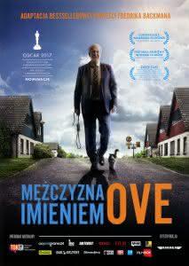 """Plakat filmu """"Mężczyzna imieniem Ove"""""""
