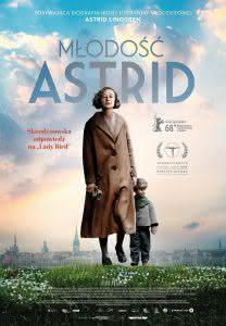 "Poster z filmu ""Młodość Astrid"""