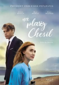 """Poster z filmu """"Na plaży Chesil"""""""