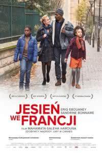 "Poster z filmu ""Jesień we Francji"""