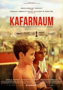 "Poster z filmu ""Kafarnaum"""
