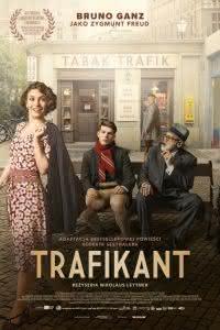"""Poster z filmu """"Trafikant"""""""