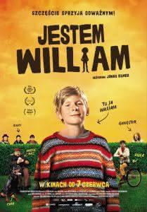 """Poster z filmu """"Jestem William"""""""