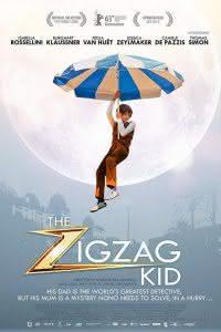 """Poster z filmu """"Nono, the Zigzag Kid"""""""