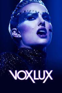 """Poster z filmu """"Vox Lux"""""""