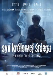 """Poster z filmu """"Syn Królowej Śniegu"""""""