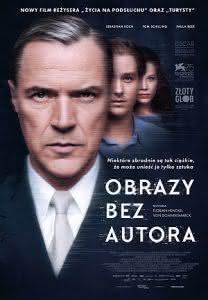 """Plakat filmu """"Obrazy bez autora"""""""