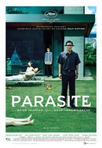 "Plakat filmu ""Parasite"""