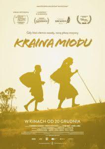 """Plakat filmu """"Kraina miodu"""""""