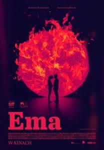 "Plakat filmu ""Ema"""