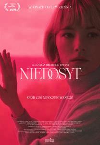 "Plakat filmu ""Niedosyt"""