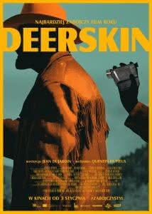 """Plakat filmu """"Deerskin"""""""