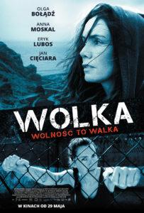 """Plakat filmu """"Wolka"""""""