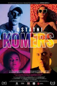 "Plakat filmu ""Ostatni komers"""