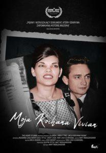 """Plakat filmu """"Moja kochana Vivian"""""""