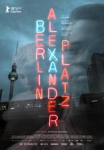 "Plakat filmu ""Berlin Alexanderplatz"""