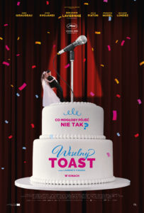"Plakat filmu ""Weselny toast"""