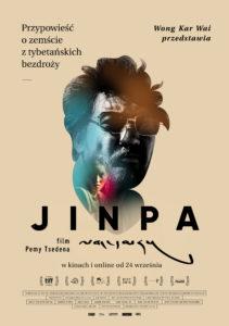 "Plakat filmu ""Jinpa"""