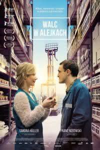 """Poster z filmu """"Walc w alejkach"""""""