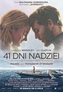 """Poster z filmu """"41 dni nadziei"""""""