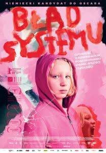 "Plakat filmu ""Błąd systemu"""