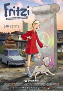 """Plakat filmu """"Fritzi – przyjaźń bez granic"""""""