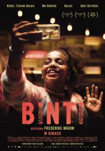 """Plakat filmu """"Binti"""""""