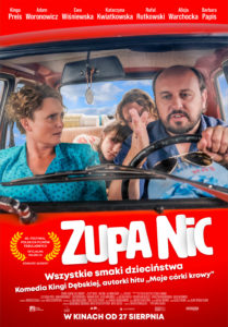 "Plakat filmu ""Zupa nic"""